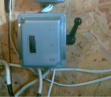 Как подключить бензогенератор к сети дома схема