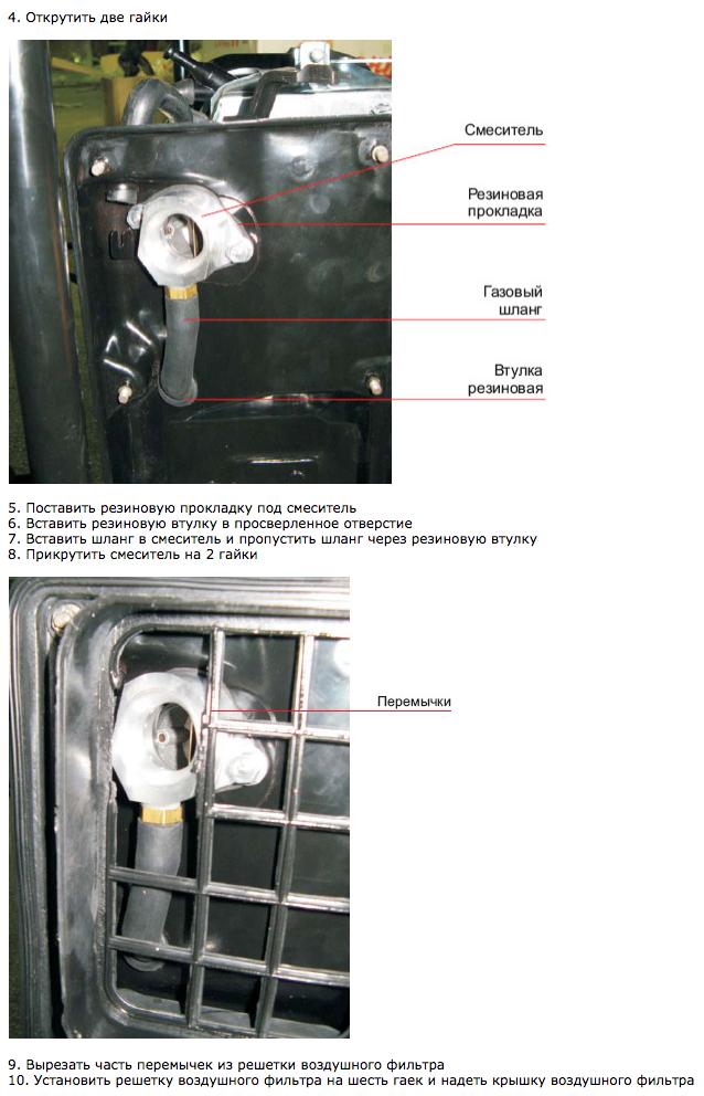 Разрешительная документация на установку дизель-генератора ...
