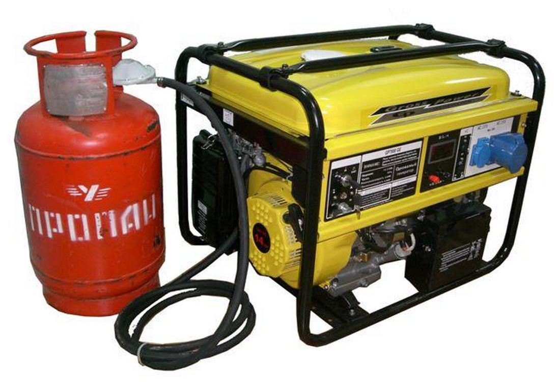готовившийся купить генератор для дачи быстрого