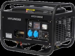 Генератор бензиновый Hyndai HY 3100SE