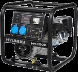 Генератор бензиновый Hyndai HY 3200