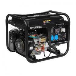 Генератор бензиновый Hyndai HY 6000LE