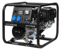 Генератор бензиновый Hyndai HY 7000