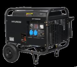 Генератор бензиновый Hyundai HY 7000SE