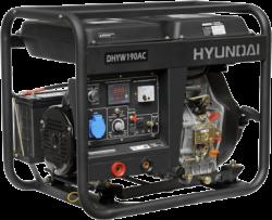 Генератор сварочный Hyundai DHYW 190AC