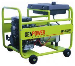 GenPowerGBS 100 MEA
