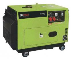 GenPower GDG 4000 E S