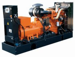 Дизельный генератор FPT-IVECO GE-CURSOR-250E