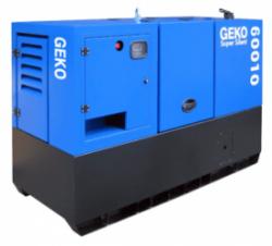 Дизельный генератор GEKO 100003-ED-S-DEDA