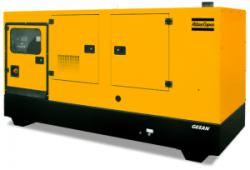 Дизельный генератор GESAN DTA-1250-E