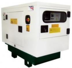 Дизельный генератор LISTER-PETTER LLD-410