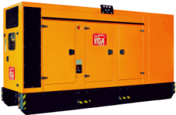 Дизельный генератор ONIS-VISA F400