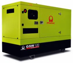 Дизельный генератор PRAMAC GSW80D