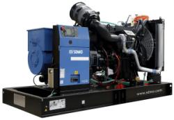 Дизельный генератор SDMO D-550