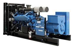 Дизельный генератор SDMO X-1540