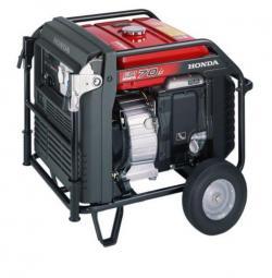 Инверторный генератор Honda EM70is