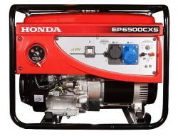 Бензиновый генератор Honda EP6500CXS