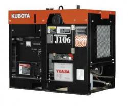Дизельная электростанция Kubota J106