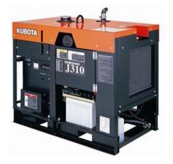 Дизельная электростанция Kubota J310