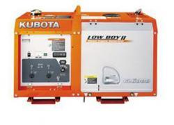 Дизельная электростанция Kubota GL9000