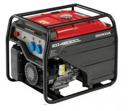 Бензиновый генератор Honda EG4500CL
