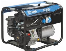 Бензиновый генератор SDMO Technic 6500 С