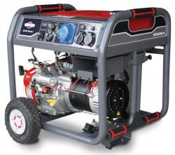 Бензиновый генератор Briggs and Stratton Elite 8500EA