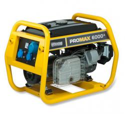 Бензиновый генератор Briggs and Stratton ProMax 6000A & EA