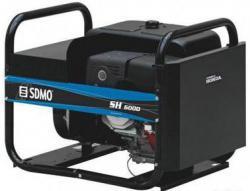 Бензиновый генератор SDMO TECHNIC SH 6080 E