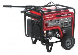 Бензиновый генератор Honda EB4000