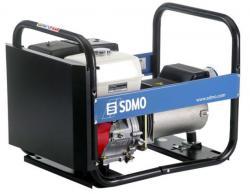 Бензиновый генератор SDMO INTENS HX 6080