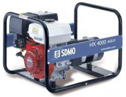 Бензиновый генератор SDMO INTENS HX 4000