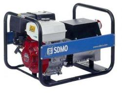 Бензиновый генератор SDMO HX 5000T C