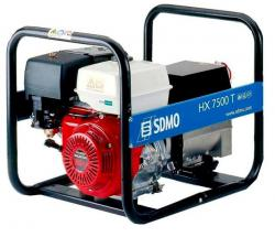 Бензиновый генератор SDMO HX 7500T S