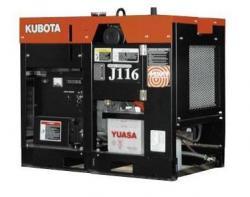 Дизельная электростанция Kubota J116