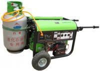 Как сделать из бензинового генератора газовый