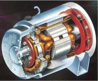 Принцип работы синхронных и асинхронных электрогенераторов