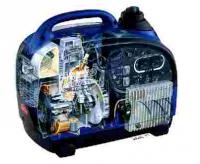 Устройство и принцип работы бензинового генератора