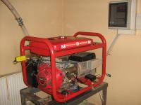 Схемы подключения бензиновых генераторов к дому