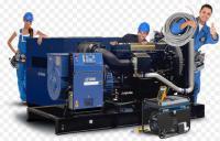 Техническое обслуживание дизельных генераторов - на что обратить внимание