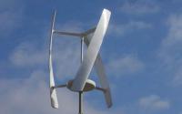 Принцип работы ветрогенератор с вертикальной осью вращения